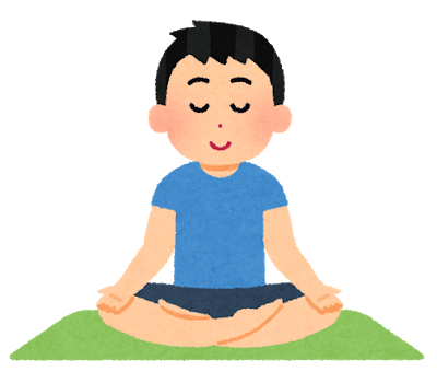 高須スタジオからのお知らせ!疲れをリセット☘呼吸・瞑想レッスン